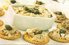 Patê de Atum com alcaparras