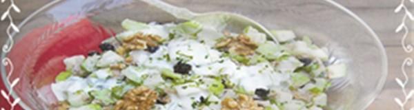 Salada WALDORF COM ATUM